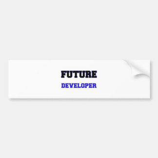 Future Developer Bumper Sticker