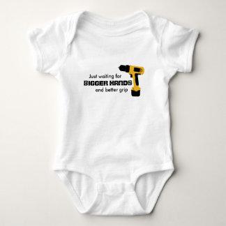 Future DIY Lover Romper Baby Bodysuit