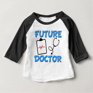 Future doctor funny baby baby T-Shirt