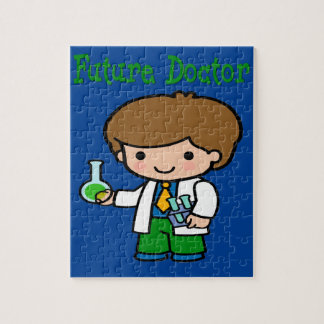 Future Doctor Jigsaw Puzzle