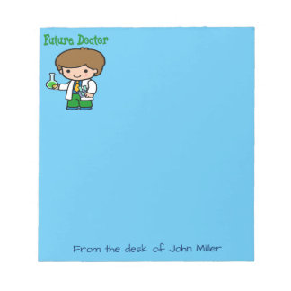 Future Doctor Notepad