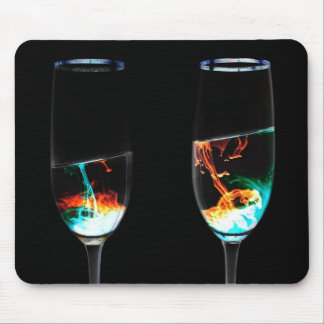 Future Drinks Mouse Pad