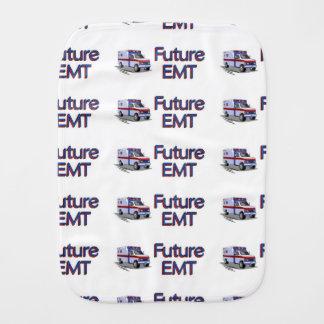 Future EMT Burp Cloth