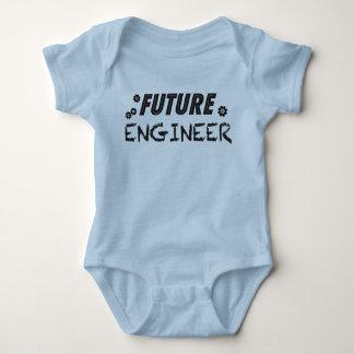 Future Engineer Baby Bodysuit