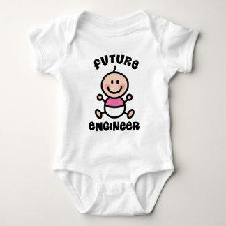Future Engineer Baby Gift Baby Bodysuit