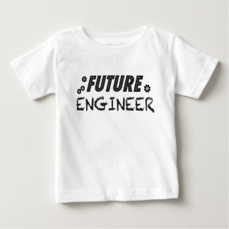 Future Engineer Baby t-shirt