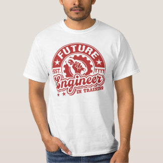 Future Engineer (EST. YEAR Customizable) T-Shirt