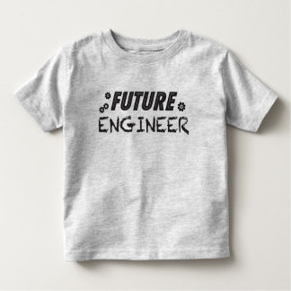 Future Engineer Toddler t-shirt