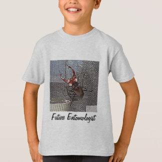 Future Entomologist Kids T-shirt