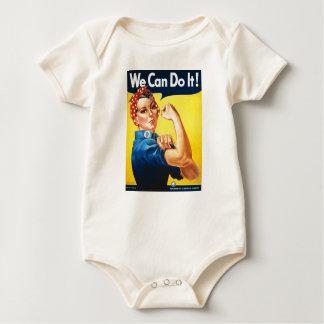 FUTURE FEMINIST BABY BODYSUIT