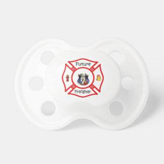 Future Firefighter Red Maltese Dummy