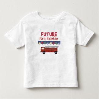 Future Firefighter Toddler T-Shirt