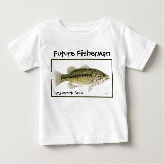 Future Fisherman Baby T-Shirt
