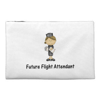 future flight attendant travel accessory bag