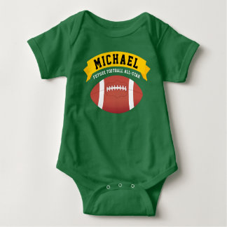 Future Football All-Star Baby Bodysuit