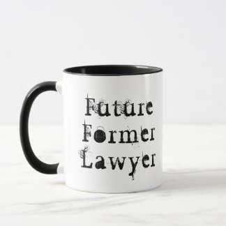 Future Former Lawyer Mug