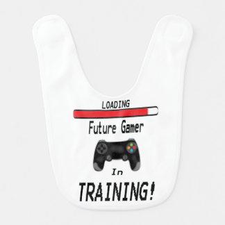 Future Gamer Design Bib