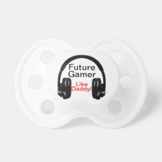 Future Gamer Like Daddy! Dummy