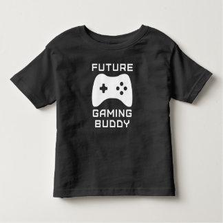 Future Gaming Buddy Toddler Shirt
