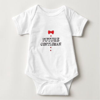 Future Gentleman Baby Bodysuit