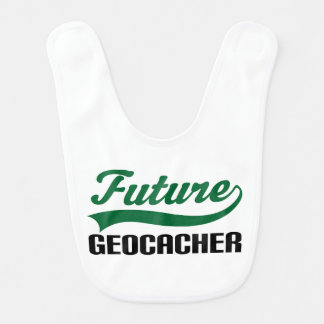 Future Geocacher Baby Bib