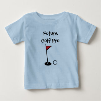 """Future Golf Pro"" Baby Shirt"