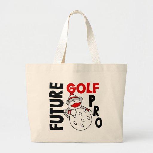 Future Golf Pro Sock Monkey Bag