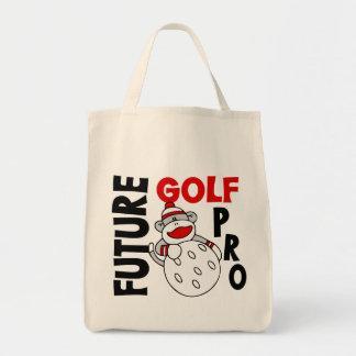 Future Golf Pro Sock Monkey Bags