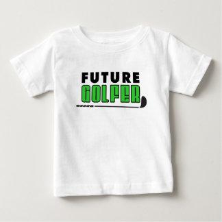 Future Golfer Baby T-Shirt
