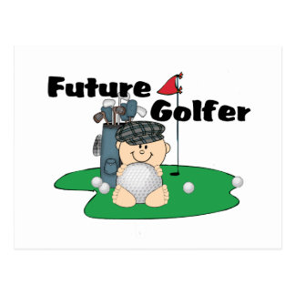 Future Golfer Post Cards