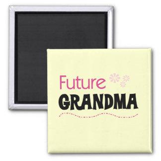 Future Grandma Tshirts and Gifts Fridge Magnets