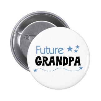 Future Grandpa Buttons
