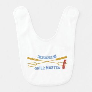 Future Grill Master Bib