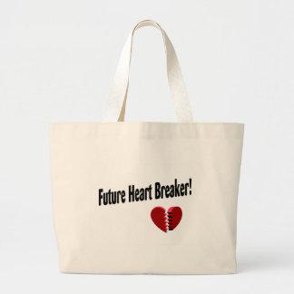 Future Heart Breaker! Tote Bags
