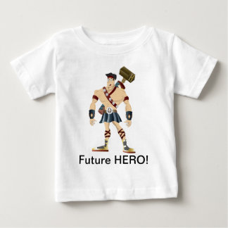 Future Hero! Baby T-Shirt