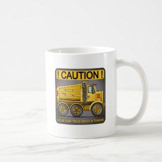 Future Highway Dump Truck Driver Coffee Mug