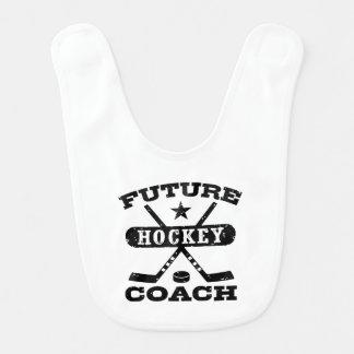 Future Hockey Coach Bib