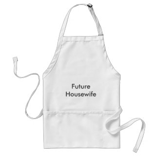 Future Housewife Apron