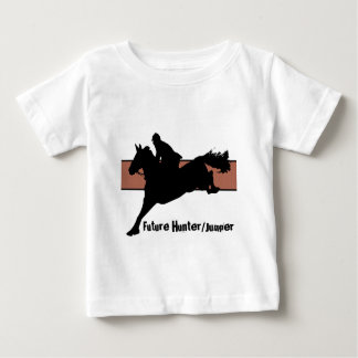 Future Hunter/Jumper Baby T-Shirt