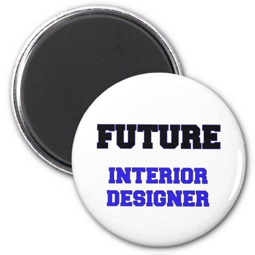 Future Interior Designer Magnet