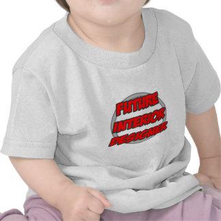Future Interior Designer T Shirts