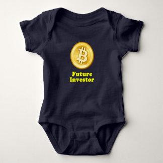 Future Investor Baby Bodysuit