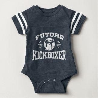 Future Kickboxer Baby Bodysuit
