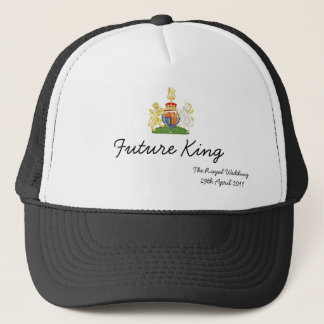 Future King - Fun Royal Wedding souvenir hat