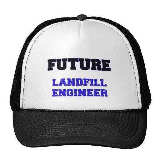 Future Landfill Engineer Hats