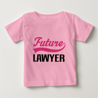Future Lawyer (Cute) Baby T-Shirt