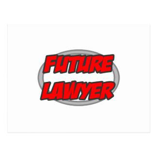 Future Lawyer Postcard