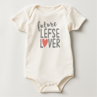 Future Lefse Lover Baby Bodysuit