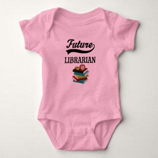 Future Librarian Childs Shirt