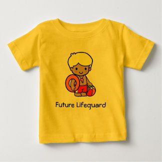 Future Lifeguard Baby T-Shirt